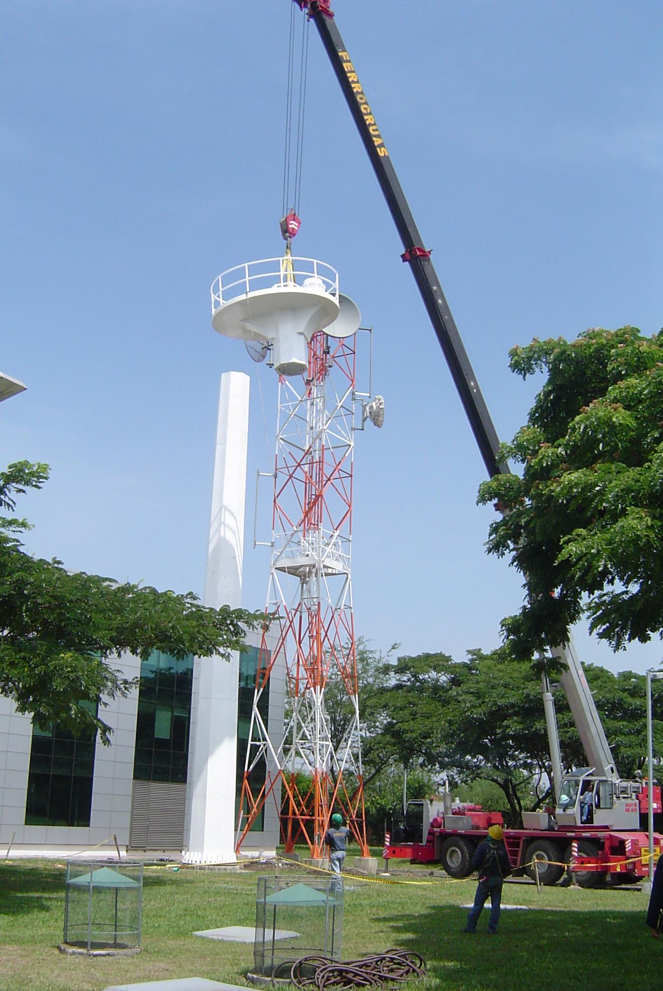 Obelisco para Comunicación
